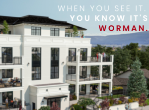 Built by Worman Homes